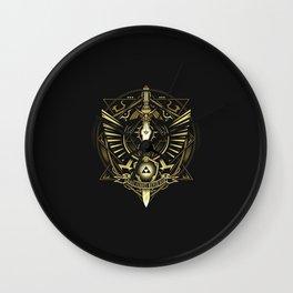 The Legend Of Zelda I Wall Clock