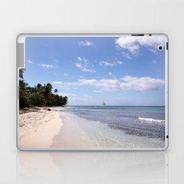Stranded on Paradise Laptop & iPad Skin