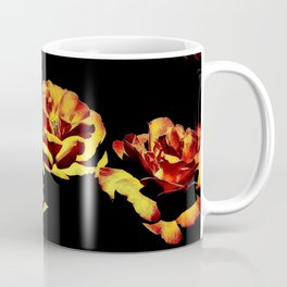 Dark Rose Tower, Broken Heart Coffee Mug