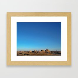 And the Apes are where...? Framed Art Print