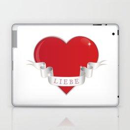 Liebe Laptop & iPad Skin