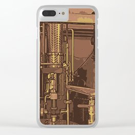 Distillery Clear iPhone Case