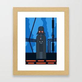 EP5 : Darth Vader Framed Art Print