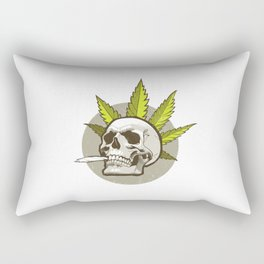 Death Chiller Rectangular Pillow