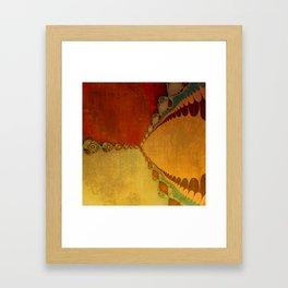 Southwestern Sunset 1 Framed Art Print