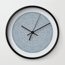 #990 Rays Wall Clock