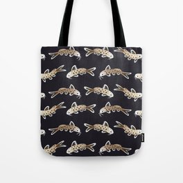 Leopard catfish Tote Bag