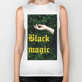 """""""Black Magic"""" Biker Tank"""
