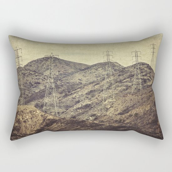Electric and Company Rectangular Pillow