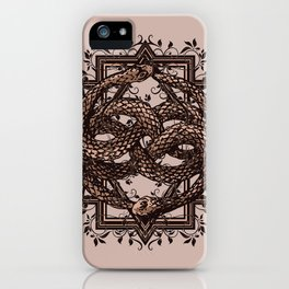 Life Is A NeverEnding Story iPhone Case