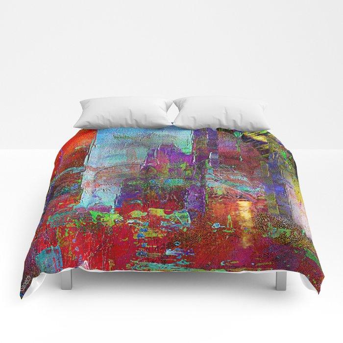Disintegration Comforters