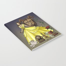 Belle and the Beast Notebook