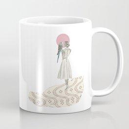 A Bird in the Hand Coffee Mug