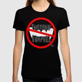 Emotional vampires T-shirt