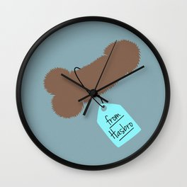 ted Wall Clock