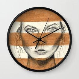 Karlie Wall Clock