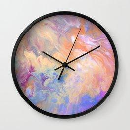 Jellyfish Swim By Wall Clock