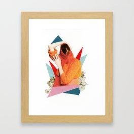 Bloom 8 Framed Art Print