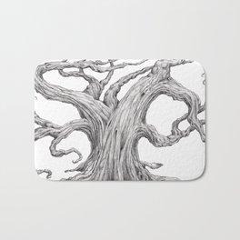 Twisty Tree Bath Mat