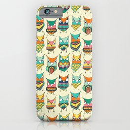 Give a hoot iPhone Case