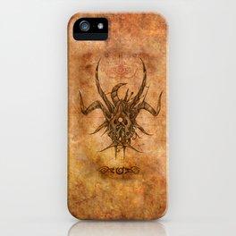 Zodiac: Taurus iPhone Case