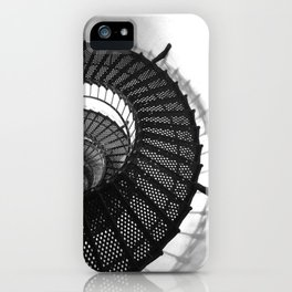 Spiral Stairs iPhone Case