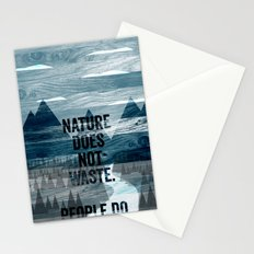 waste Stationery Cards