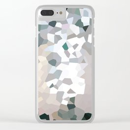Ostintato Clear iPhone Case