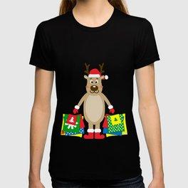 Happy Deer T-shirt