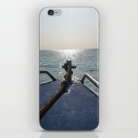 thailand iPhone & iPod Skins featuring Thailand Boatride by Plutonian Oatmeal