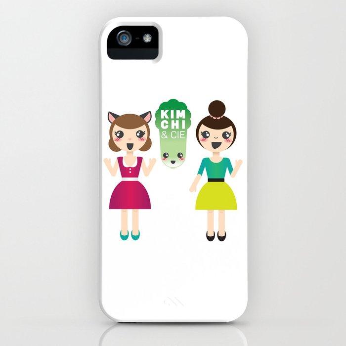 Alexandra et Kim! iPhone Case