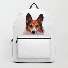 Autumn Corgi Backpack