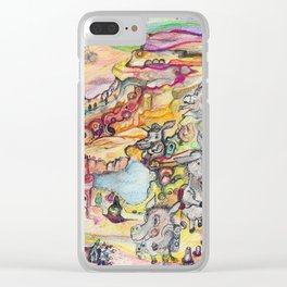 Grand Cranyon Clear iPhone Case