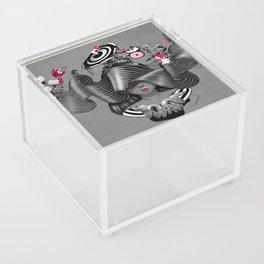 Holding On Acrylic Box