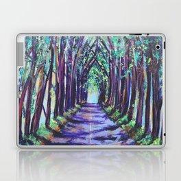 Kauai Tree Tunnel Laptop & iPad Skin