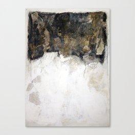 big black Canvas Print