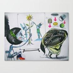 g-------g Canvas Print