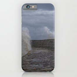 Waves over the Cobb iPhone Case