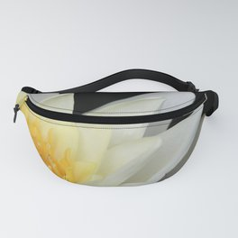 White Lilly 1 Fanny Pack