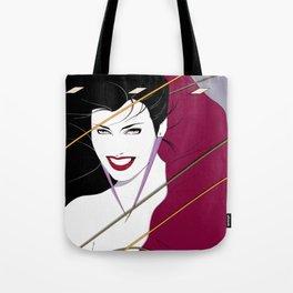 Rio album cover Tote Bag