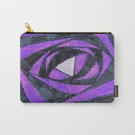 Silver Eye Carry-All Pouch