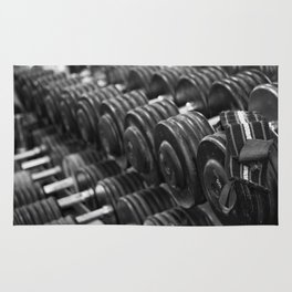 One Rep at a Time Rug