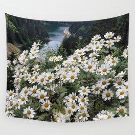 Daisy Wall Tapestry