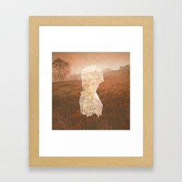 As long as possible Framed Art Print