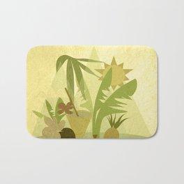 Tropical Vibes 1 Bath Mat