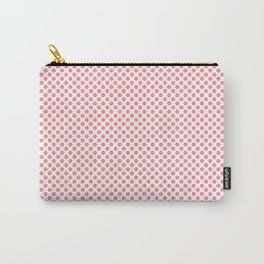 Conch Shell Polka Dots Carry-All Pouch