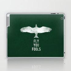 fly you fools Laptop & iPad Skin