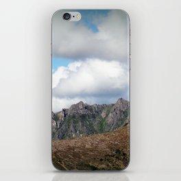 Dead tree devastation near Johnston's Ridge cause by Mt Saint Helens eruption iPhone Skin