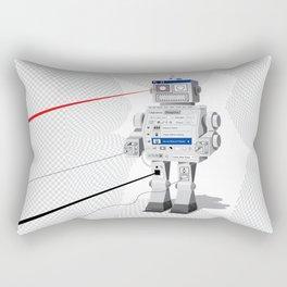 Photobot Rectangular Pillow