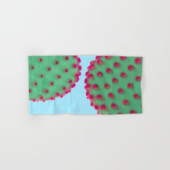 Color Cactus Hand & Bath Towel